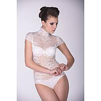 Блуза боди кружево Арефьева 00176 CS, фото 1