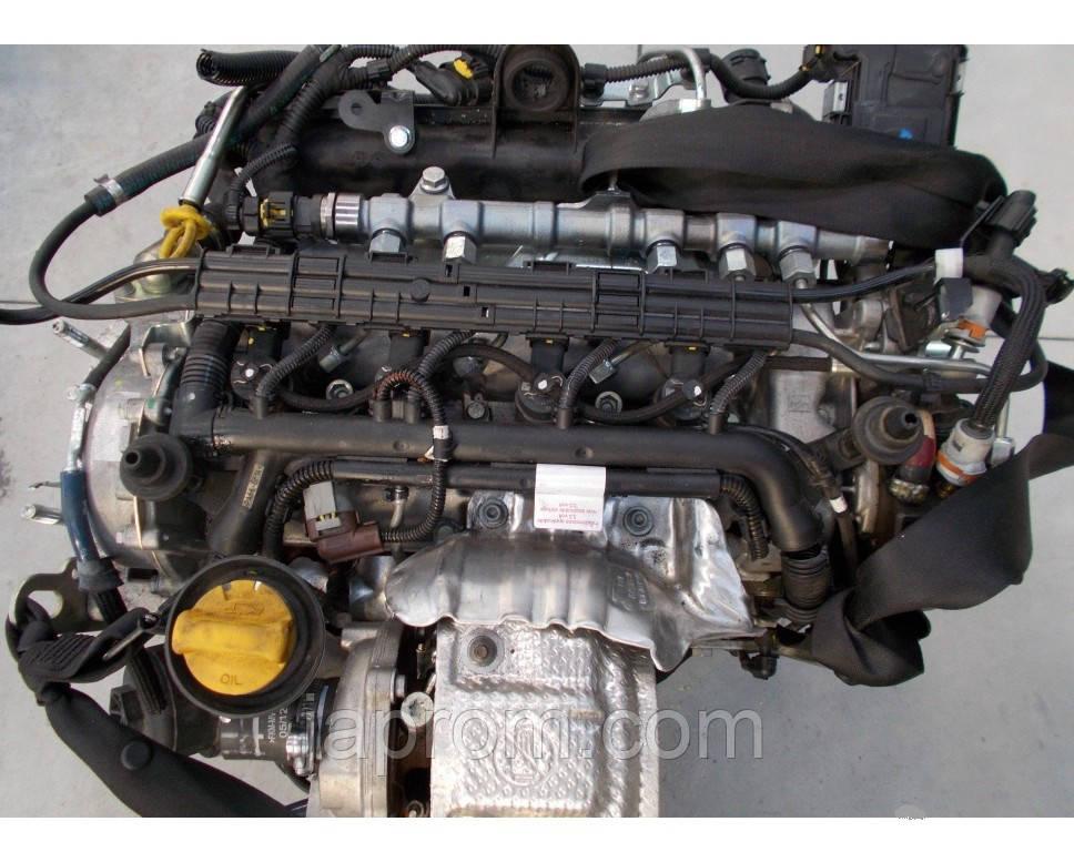 Мотор (Двигатель) Fiat Punto Alfa Romeo Mito 1.3 MJ 955B2000 90л.с 2013r