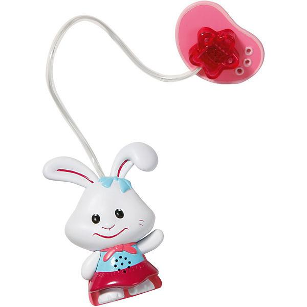 Соска пустышка для кукол Беби Борн Baby Born интерактивная с зайчиком Zapf Creation 819258