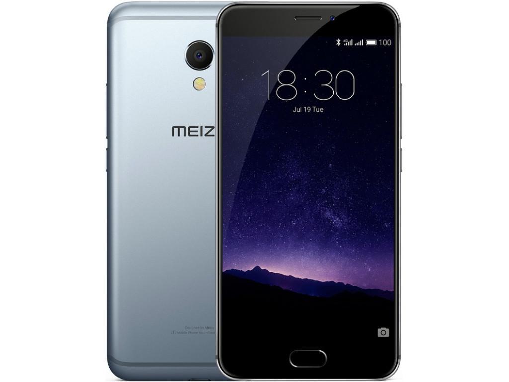Смартфон Meizu MX6 3/32GB Grey