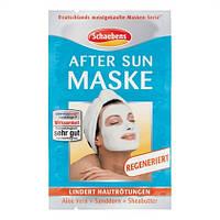Schaebens After Sun Maske - Успокаивающая маска после загара