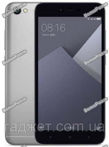 Смартфон Xiaomi Redmi Note 5A 2/16GB Dark grey(Международная версия) Телефон Xiaomi Redmi Note 5A