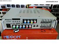 Интегральный усилитель Nippon AV-998U Karaoke