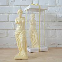 """Шоколадная фигура """"Венера Милосская"""" ЭЛИТНОЕ сырье. Размер: 75х67х262мм, вес 600г"""