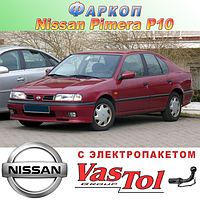 Фаркоп Nissan Primera P10 (прицепное Ниссан Примера р10)