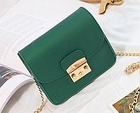 Женская стильная мини сумочка