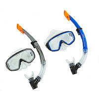 Набор для плавания маска с трубкой M138-SN50-4-PVC