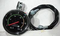 Велоспидометр механический. модель 093 2 функции