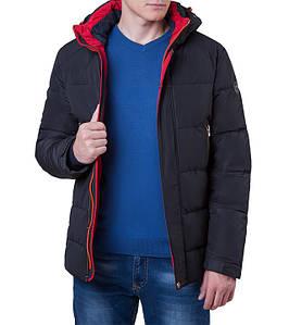 Зимняя куртка черная Manikana 17168