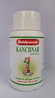 Канчнар гугул, канчнар гуггу, при заболеваниях лимфатической системы, Kanchnar Guggul (80tab), фото 1