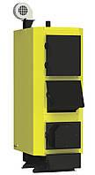 Cтальные котлы на твердом топливе длительного горения Kronas Unic-P (Кронас Уник П) 42 кВт