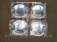 Хром накладки под дверные ручки (мыльницы) Mercedes-benz ml-class (w163) (мерседес-бенц мл-163 1997г+)