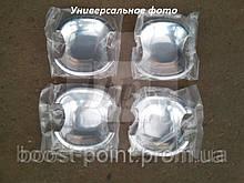 Хром накладки под дверные ручки (мыльницы) Skoda yeti (шкода йети 2009+)