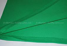 Мужская футболка плотная мягкая Ярко-зелёная Fruit of the loom 61-422-47 S, фото 3
