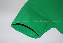 Мужская футболка плотная мягкая Ярко-зелёная Fruit of the loom 61-422-47 S, фото 2