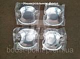 Хром накладки под дверные ручки (мыльницы) volkswagen golf VI (фольксваген гольф 6) 2008-2012, фото 3