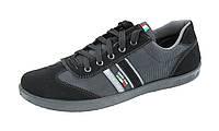 Кросівки Paolla 130 (замінник,чорний,чорна підошва)