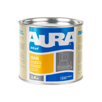 Eskaro Aura ЛАК Паркетный глянцевый, 0.8 кг