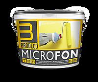 "Brodeco ""MicroFON"" 1 л. грунтовочная краска."