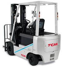 Запчастини на навантажувачі TCM