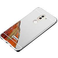 Чехол бампер для Huawei Honor 6X зеркальный