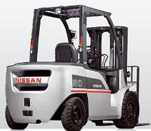 Запчастини на навантажувачі Nissan