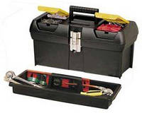 Ящик для инструмента STANLEY series 2000: 318х178х130 мм.