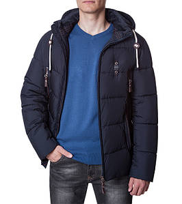 Куртка зимняя темно-синяя Manikana 818