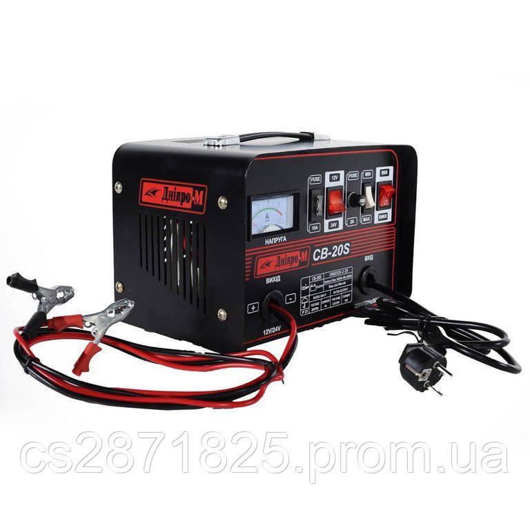 Зарядное устройство ДНІПРО-М (СB-20S)