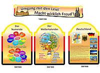 Плакат Кабинет немецкого языка