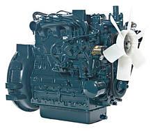 Запчастини на двигун Kubota