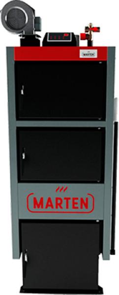 Твердотопливный котел длительного горения MARTEN COMFORT (Мартен Комфорт) MC-33