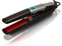 Утюжок для волос Ga.Ma 1056 Digital Laser Ion Tourmaline, керамико-турмалиновое покрытие и ионизация
