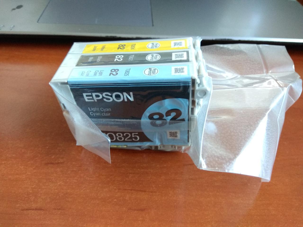 Картридж Epson T0825