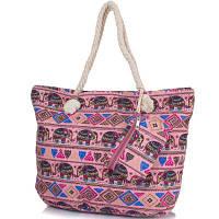 Пляжная сумка Famo Женская пляжная тканевая сумка FAMO (ФАМО) DC1803-01