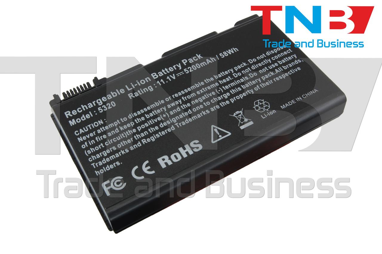 Батарея ACER 7520-502G25Mn 11.1V 5200mAh