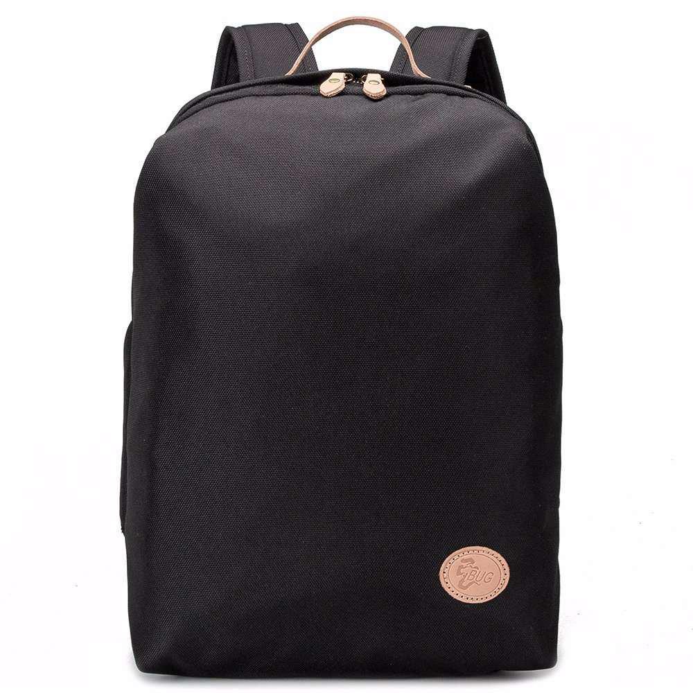 Рюкзак канвас черный P16S26-10-BK