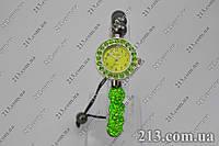 Женские кварцевые часы Шамбала зеленые, фото 1