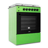Плита газовая Artel Apetito 02-G зелёная