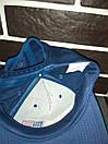 Кепка детская синий 52-54, фото 3