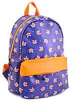Модный красочный рюкзак подростковый ST-28 Fox, 35*27*13, фото 1