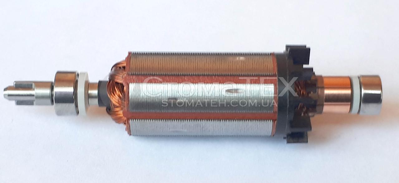 Ротор, якорь для микромотора Strong 108E в сборе с подшипниками