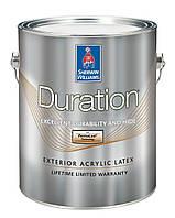 Акрил-латексная фасадная краска Duration Exterior, Sherwin Williams, матовая, банка 3,63л