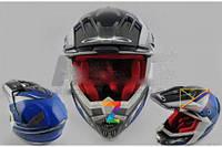 Шлем кроссовый X-DRIVE mod 435