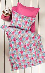 Постельное белье для подростков Lotus Premium B&G  SWEETIE РОЗОВЫЙ (svk-2000022066938)