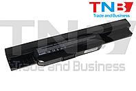 Батарея ASUS X53BY X53E X53Ka X53Ke 11.1V 5200mAh