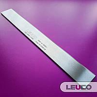 Строгальные (фуговальные) HSS 18% ножи Leuco для фуганков и рейсмусов 230х30x3