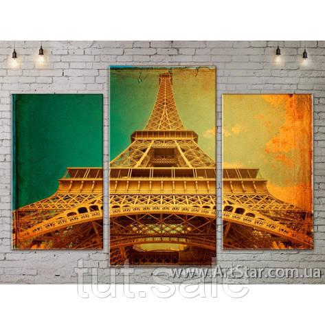 Модульные Картины, Город, Art. SITY787079, фото 2
