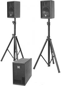 Комплект сабвуфер и акустика Park Audio MAGIC SET 700