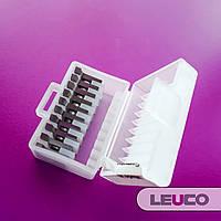 Радиусные сменные пластины Leuco с 1 режущим радиусом